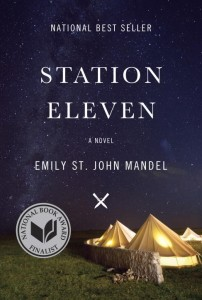 cover of novel Station Eleven by Emily St. John Mandel